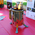 BioLite Camp Stove Burns Clean, Charges Gadgets