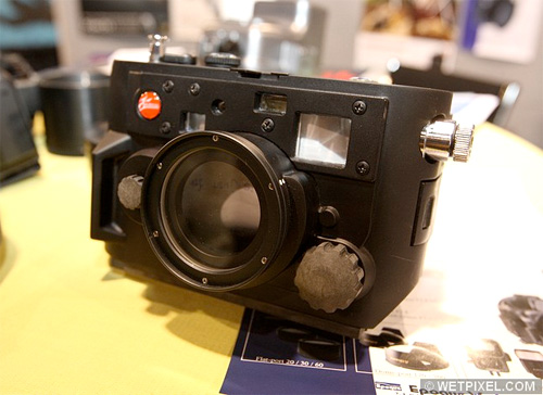 UHR-LM8 for Leica Digital Camera M8 (Image courtesy WetPixel.com)