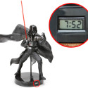 Darth Vader Japanese Desk Clock With What Has To Be The Smallest LCD Clock Ever Created