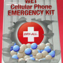 Wet Cellular Phone Emergency Kit Could Be A Life Saver