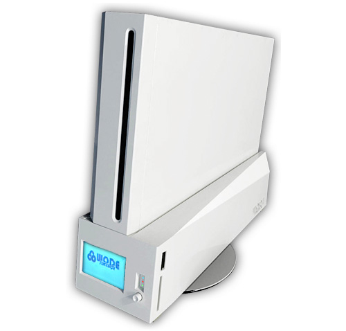 WODE JukeBox Standard for Nintendo Wii (Image courtesy ShopTemp)