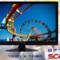 OhGizmo! Review – Sceptre x270W 27-Inch Monitor