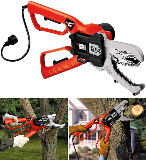 Black & Decker Alligator Lopper (Images courtesy Black & Decker)