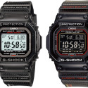 Casio Makes Their G-Shock GW-5600 Watches Stronger And Lighter With Carbon Fiber
