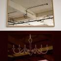 Secret Chandelier Mirror