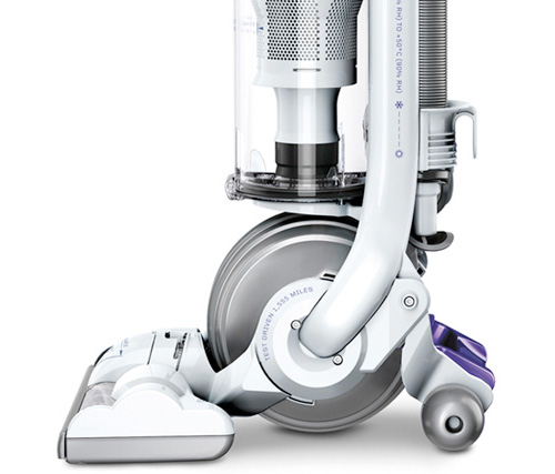 Limited Edition Dyson DC25 Blueprint Vacuum (Image courtesy Dyson)