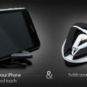 iANGLE iPhone Stand/Headphone Wrap Does Double Duty