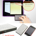"""Slim"" Compact Bluetooth Keyboard From Brando Is Touted As Being The Perfect iPad Accessory"