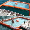 Magic Swim Inflatable Pool For Yachts Makes It Safe To Go Back In The Water Again