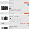 Sony NEX-5 & NEX-3 Now Available For Pre-Order