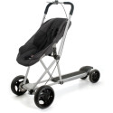 Roller Buggy Concept Combines A Stroller With A Scooter