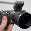 Hands-On With The Sony NEX-3 & NEX-5