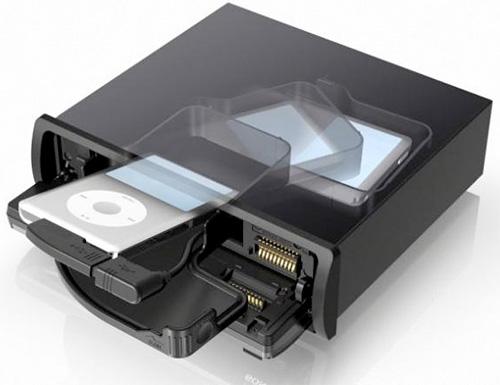 Sony Tune Tray Car Stereos (Image courtesy Sony)