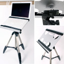 Simple Adapter Turns Your Tripod Into A Laptop Stand (Monopods Need Not Apply)