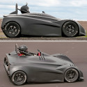 Palatov DP4 Takes Liberties With The Term 'Go-Kart'