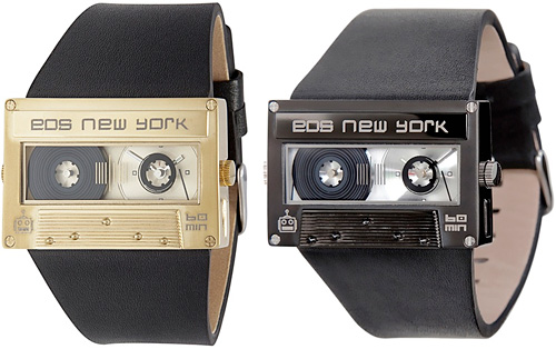EOS Mixtape Watches (Images courtesy Adorn)