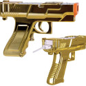 GOLD EDITION SharpShot Means Everyone Playing GoldenEye Has The Golden Gun – One Shot, One Kill Not Guaranteed
