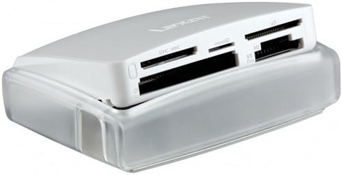Lexar Multi-Card 24-in-1 USB Reader (Image courtesy Lexar)