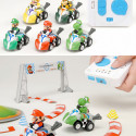 Tomy's RC Mario Karts Feature Virtual Power-Ups, Shells And Bananas