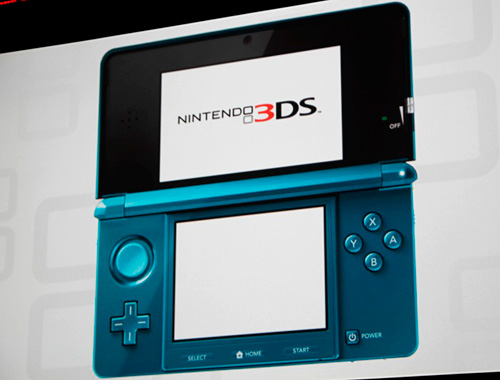 Nintendo 3DS (Image courtesy Kotaku)