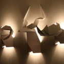 Origami's Hunter Lamps