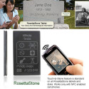 RosettaStone Tablet Carries On Your Legacy Forever, Or At Least Until Current Technologies Are Outdated