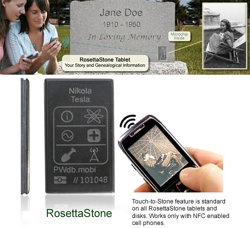 RosettaStone Tablet (Images courtesy Objecs)