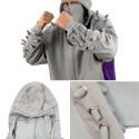 TMNT Cosplay Shredder Hoodie