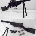 LEGO Lee Enfield Bolt Action Sniper Rifle