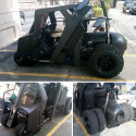 This Is Neither Batman Nor Christopher Nolan's Golf Cart