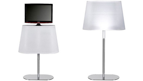 TV Flash Lamp (Image courtesy MoCo Loco)
