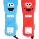 Cookie Monster And Elmo Fuzzy Wiimote Covers Don't Help The Wii's Childish Image