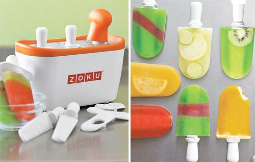 Zoku Quick Pop Maker (Images courtesy Williams-Sonoma)