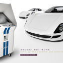 Pinel & Pinel Luxury Arcade Cabinet