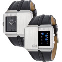 'The One' Binary Slider Watch – Because Sometimes You Want A Cool Looking Watch, And Sometimes You Want To Know What Time It Is