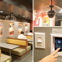 Burger King Introduces A 'Musical Shower' Booth At Their New Restaurant In Tokyo