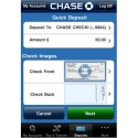 Chase Lets Users Deposit Checks Via Their iPhone