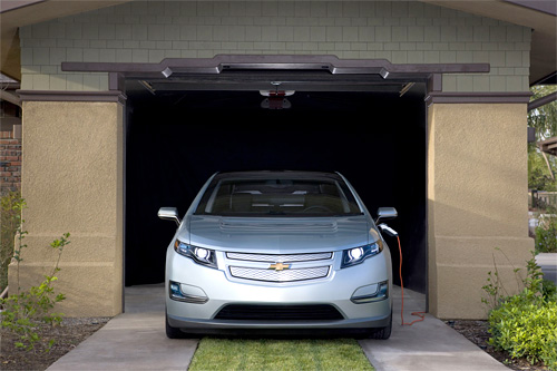 Chevy Volt (Image courtesy General Motors)