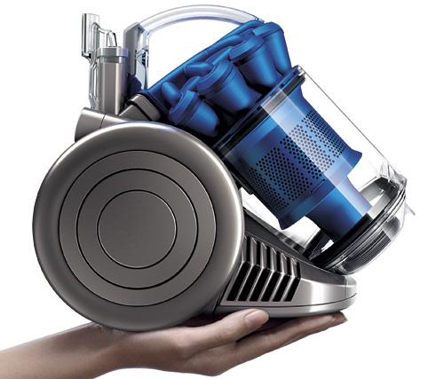 Dyson City Vacuum (Image courtesy Dyson)
