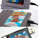 NES, SNES & GBA Cart Hard Drives & Flash Drives
