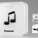 Panasonic Gets A Gold Star For Earphone Packaging Design