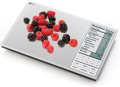 Perfect Portions Digital Scale (Image courtesy Sharper Image)