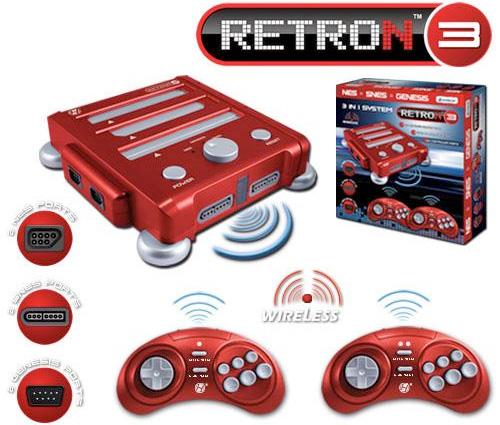 RetroN 3 Console (Image courtesy Hyperkin)