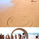 Add The Sand-Printer To Your 'Things I'd Like To Have While Stranded On A Deserted Island' List