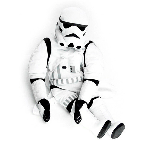 Stormtrooper 'Back Buddy' Backpack (Image courtesy Urban Collector)