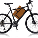 TATO Commuter Bike Includes A Convenient Place To Store Your Briefcase