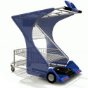 Z-Cart Concept Would Make Grocery Shopping Incredibly Awesome / Incredibly Scary
