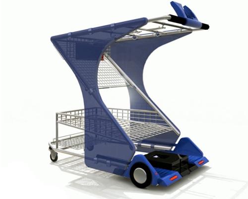 Z-Cart Concept (Image courtesy Mete A. Mordag)