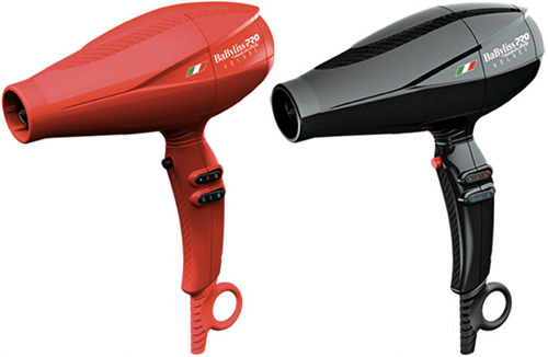 BaByliss Pro Volare Hair Dryer (Images courtesy BaByLiss Pro)