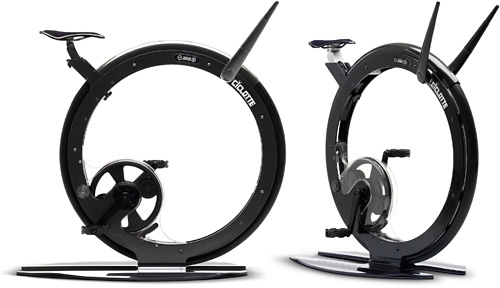Ciclotte Stationary Bike (Images courtesy Ciclotte)